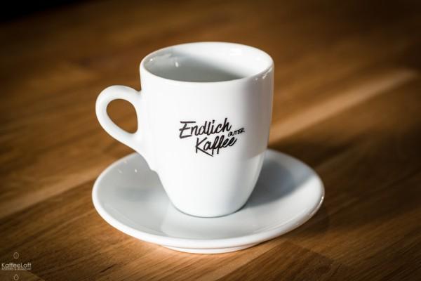 Espresso Doppio Tasse - 130ml