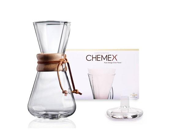 Chemex Set (1 - 3 Tassen)