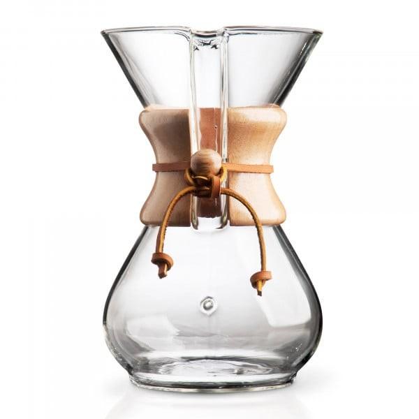 Chemex Kaffeekaraffe für bis zu 6 Tassen