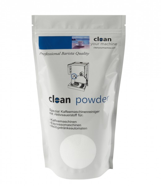 """Kaffeemaschinenreiniger """"Clean Powder"""" - 500g"""